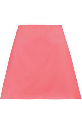 MARNI Organza mini skirt