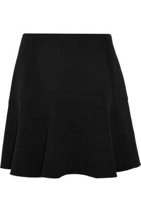 CHLOÉ Crepe mini skirt