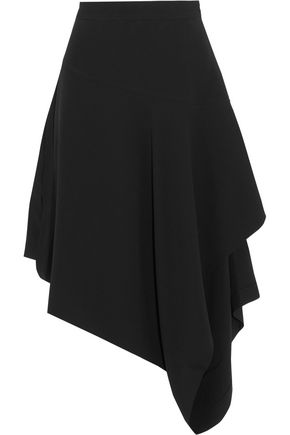J.W.ANDERSON Asymmetric layered cady skirt
