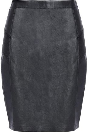 BELSTAFF Taverham leather skirt