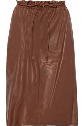 BELSTAFF Leather skirt