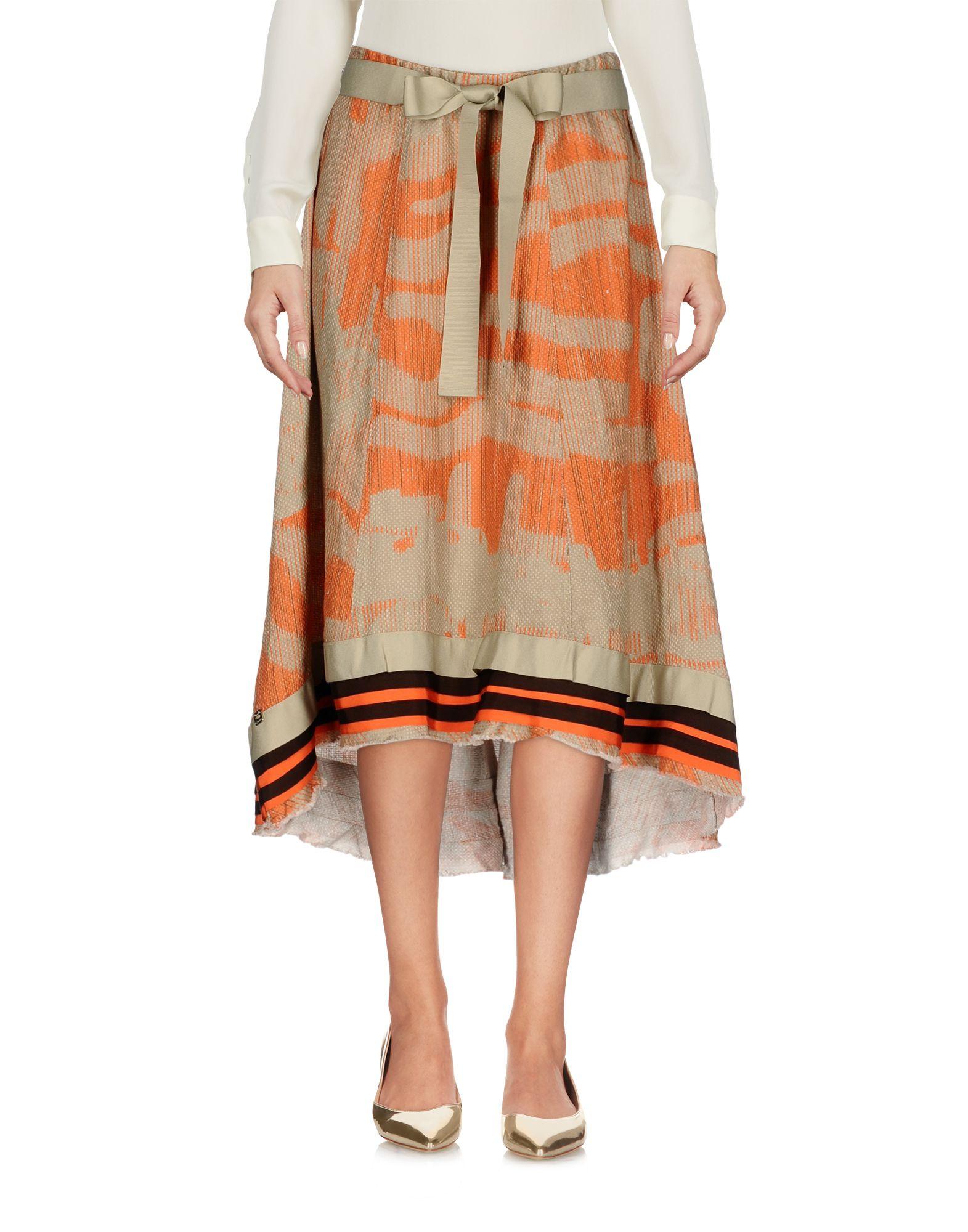 MANILA GRACE Юбка миди костюм пиджак юбка пояс avemod костюм пиджак юбка пояс