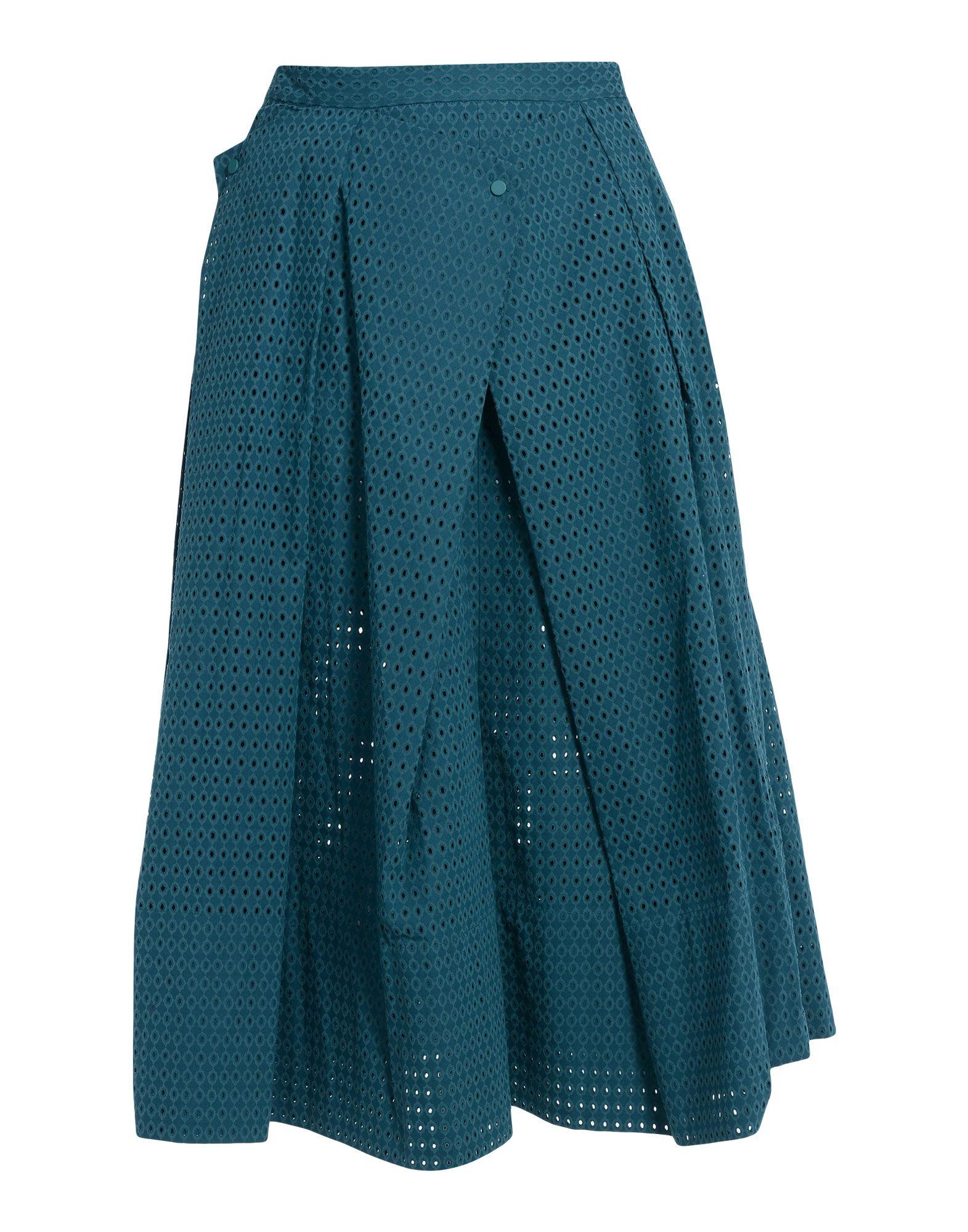 TIBI Юбка длиной 3/4 tibi юбка длиной 3 4