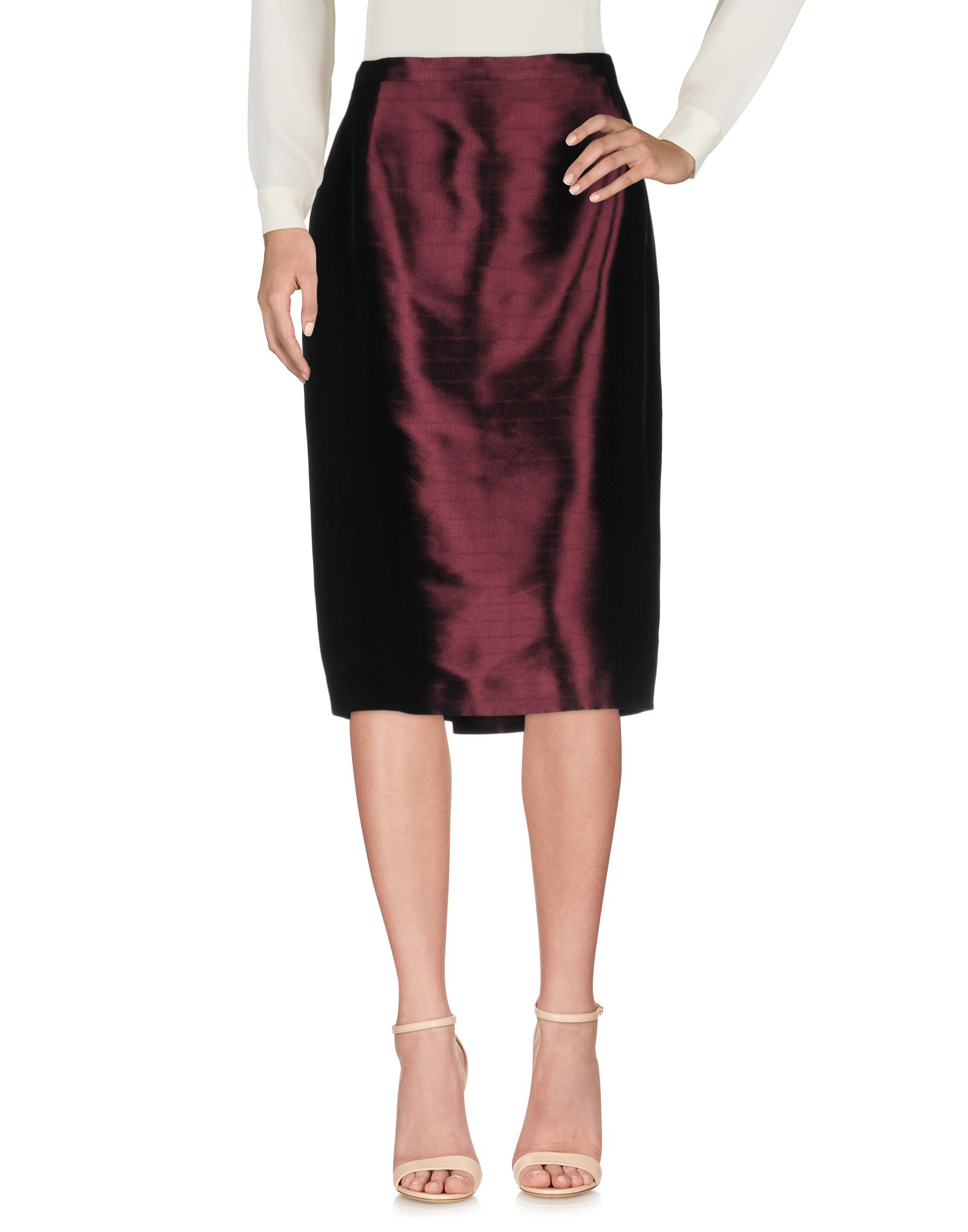 GAI MATTIOLO Юбка длиной 3/4 gai mattiolo couture юбка длиной 3 4