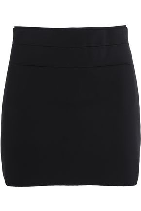HELMUT LANG Stretch-knit mini skirt