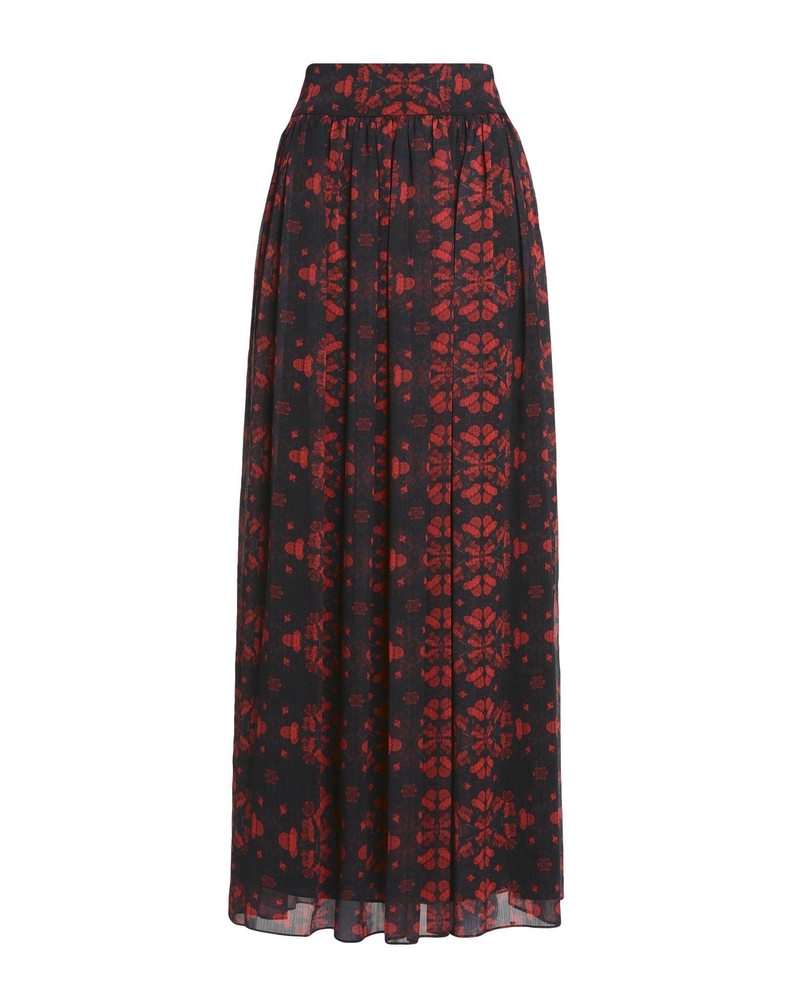 ALICE + OLIVIA Длинная юбка юбка alice olivia alice olivia al054ewyzd44