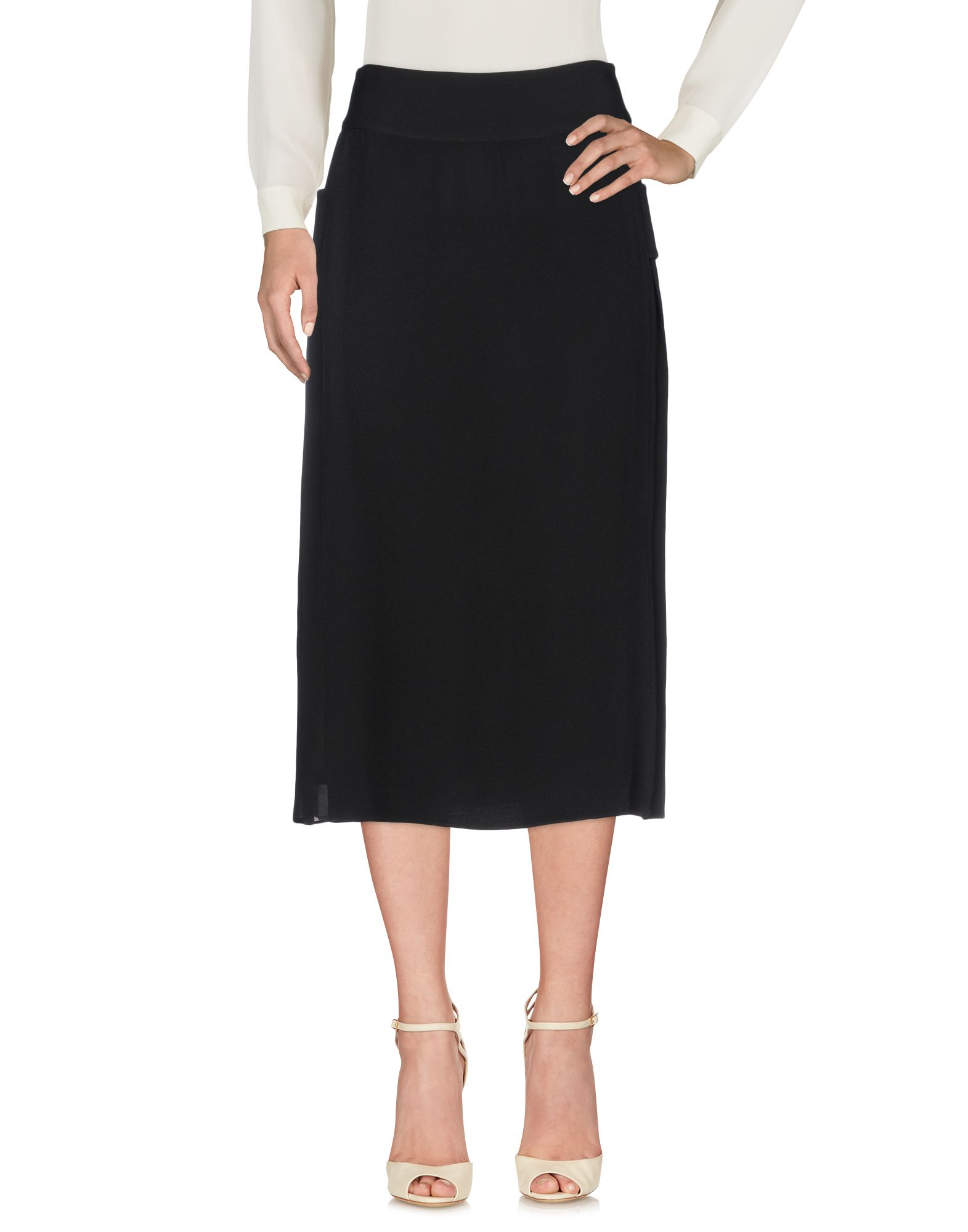 ADAM LIPPES Юбка длиной 3/4 moschino couture юбка длиной 3 4