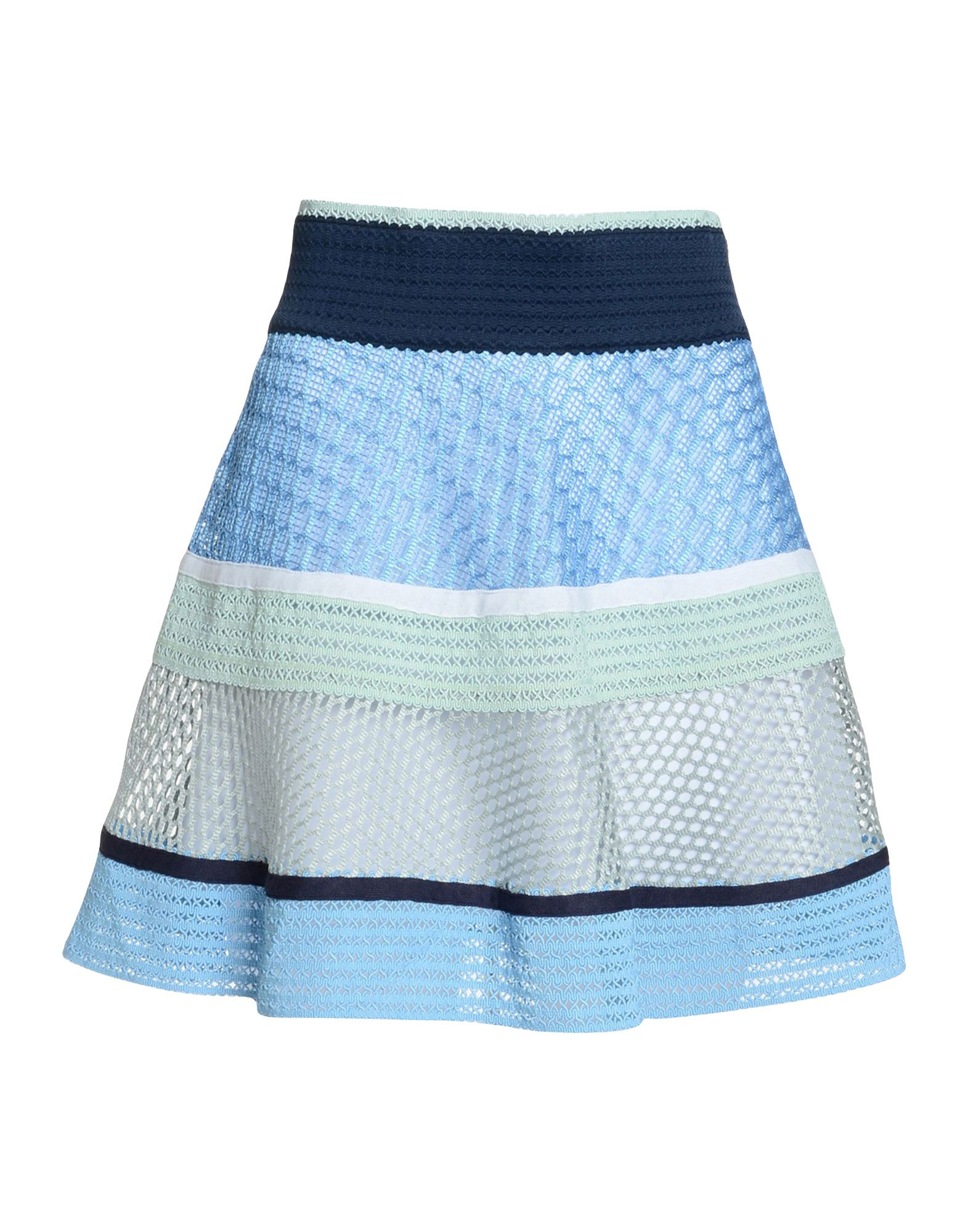 JONATHAN SIMKHAI Мини-юбка jonathan simkhai длинная юбка