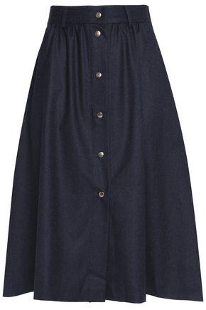 MAISON KITSUNÉ Wool skirt