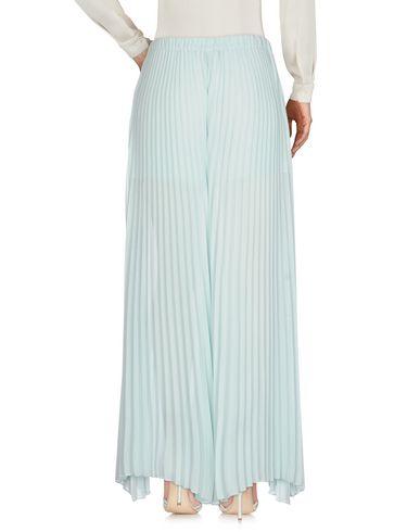PINKO Damen Maxirock Himmelblau Größe 38 100% Polyester