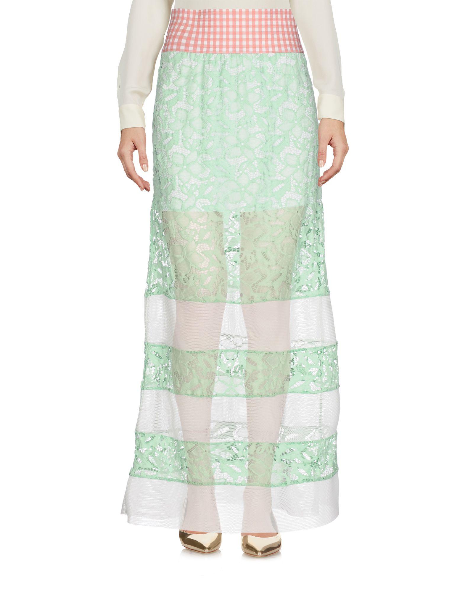 Фото - F**K PROJECT Длинная юбка k 1500