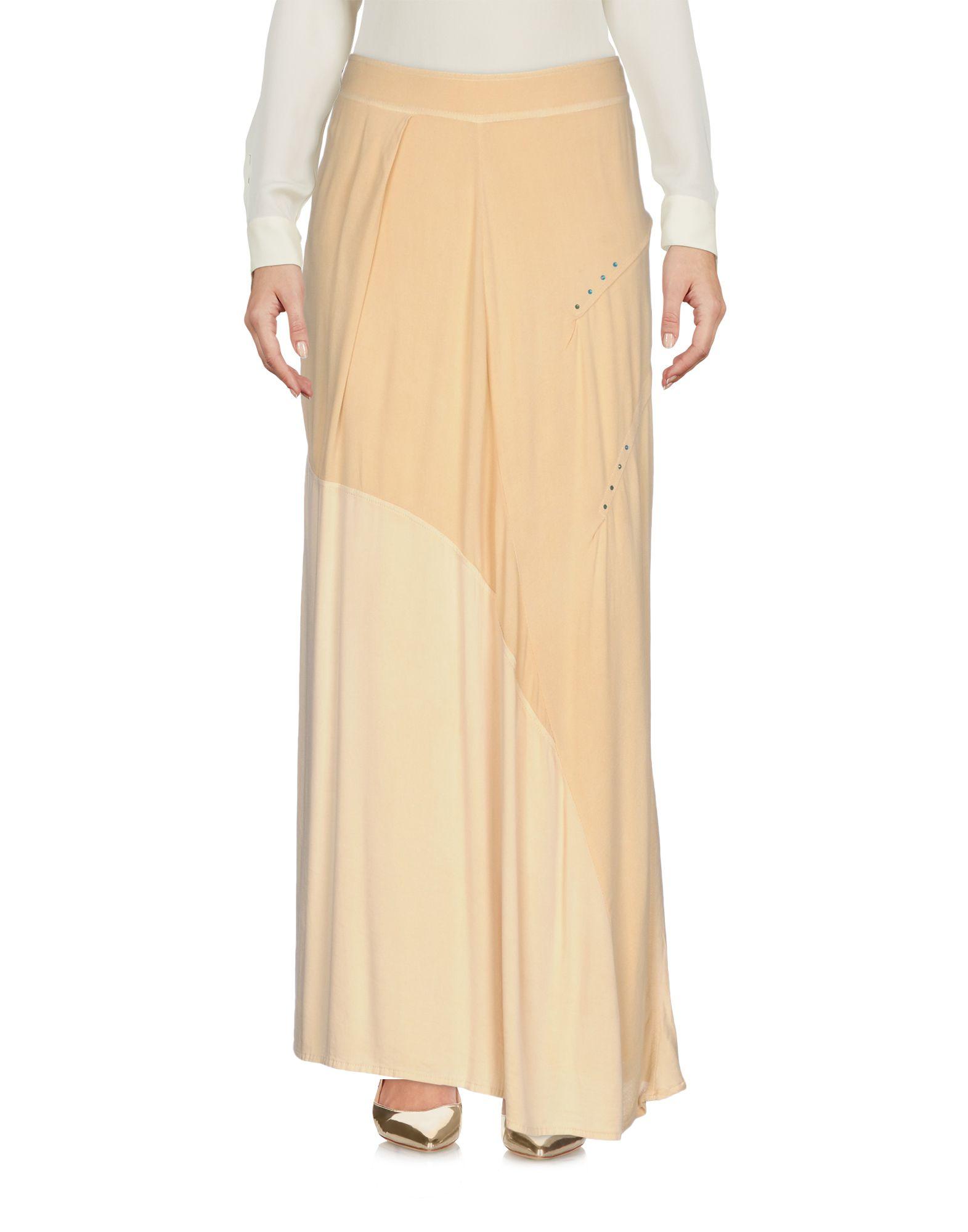 ELISA CAVALETTI by DANIELA DALLAVALLE Длинная юбка daniela drei длинная юбка