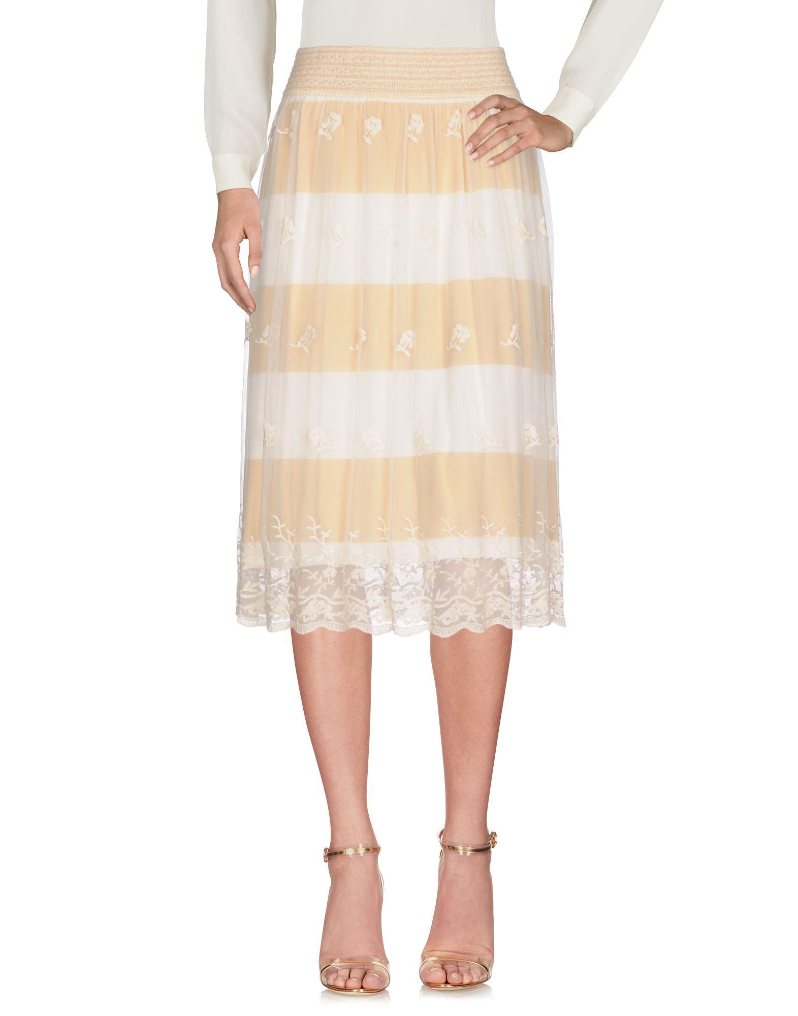 OLIVIA HOPS Юбка длиной 3/4 olivia hops короткое платье