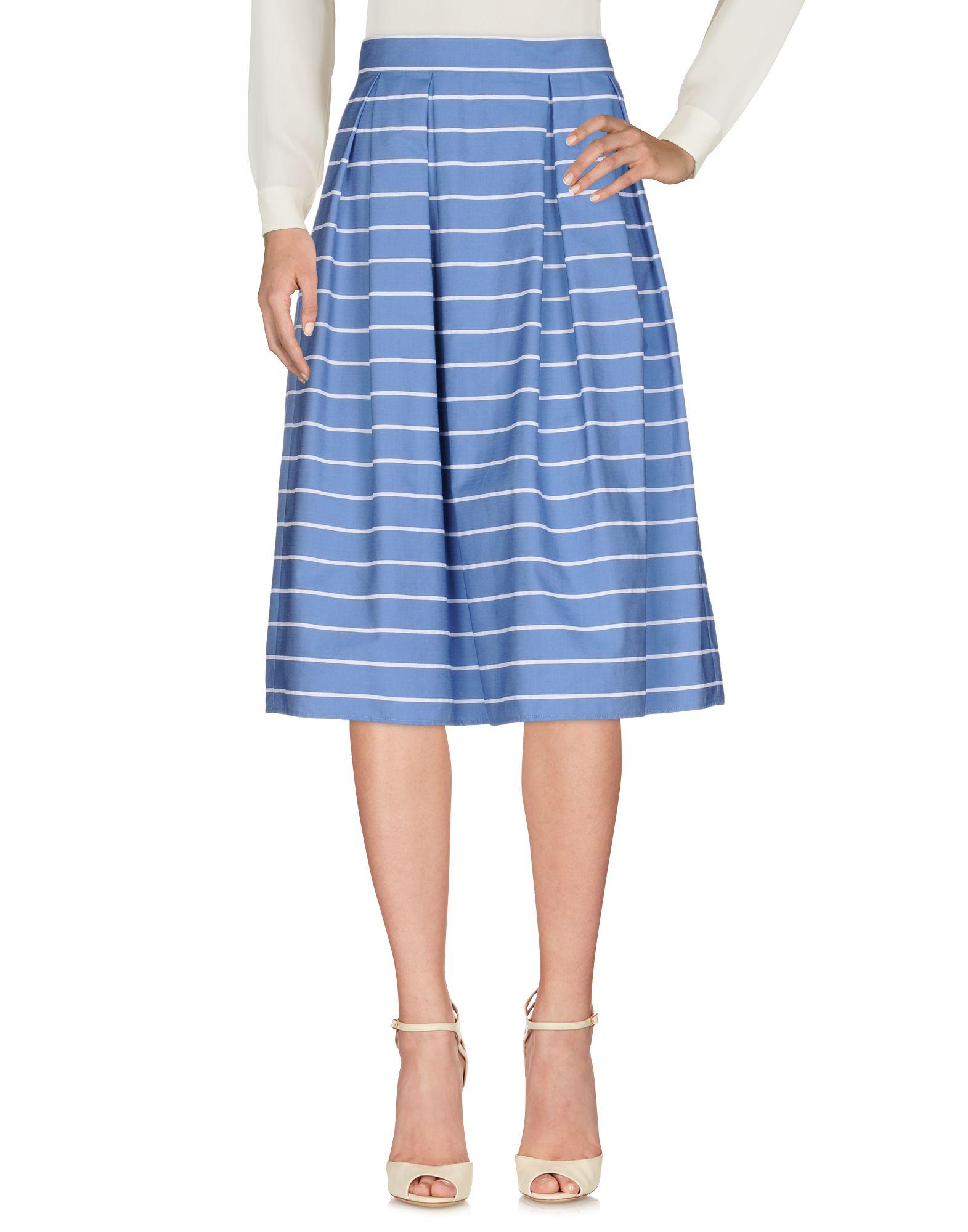 CAMICETTASNOB Юбка длиной 3/4 moschino couture юбка длиной 3 4