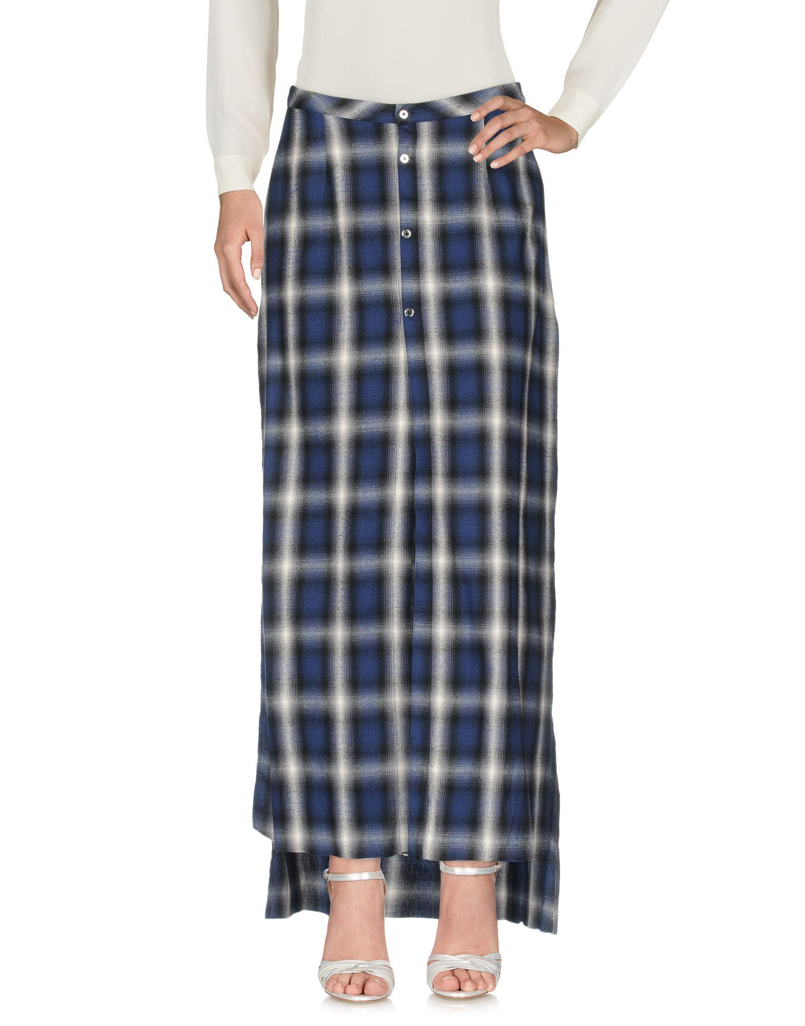 AMIRI Длинная юбка