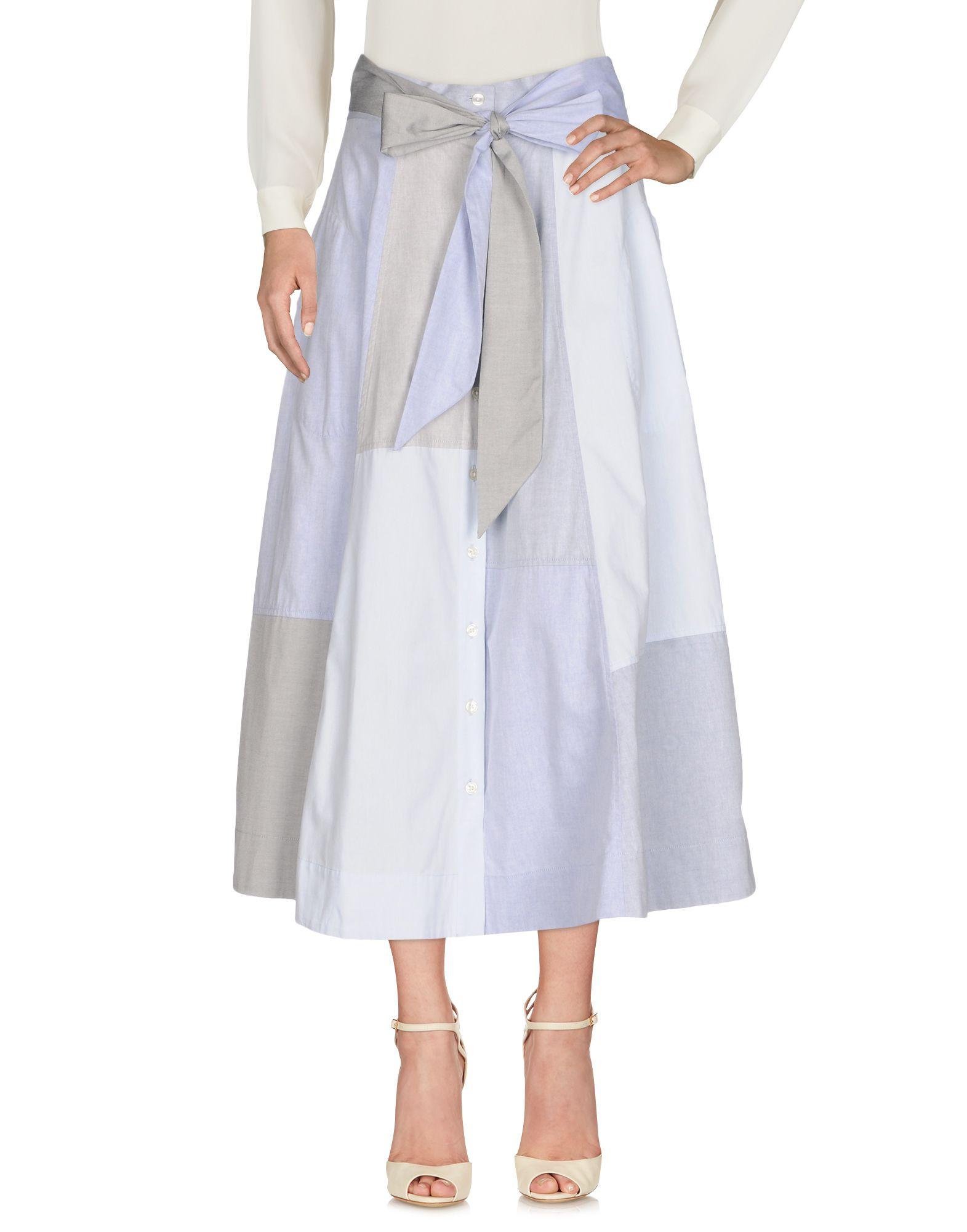 LISA MARIE FERNANDEZ Юбка длиной 3/4 юбки lisa campione юбка