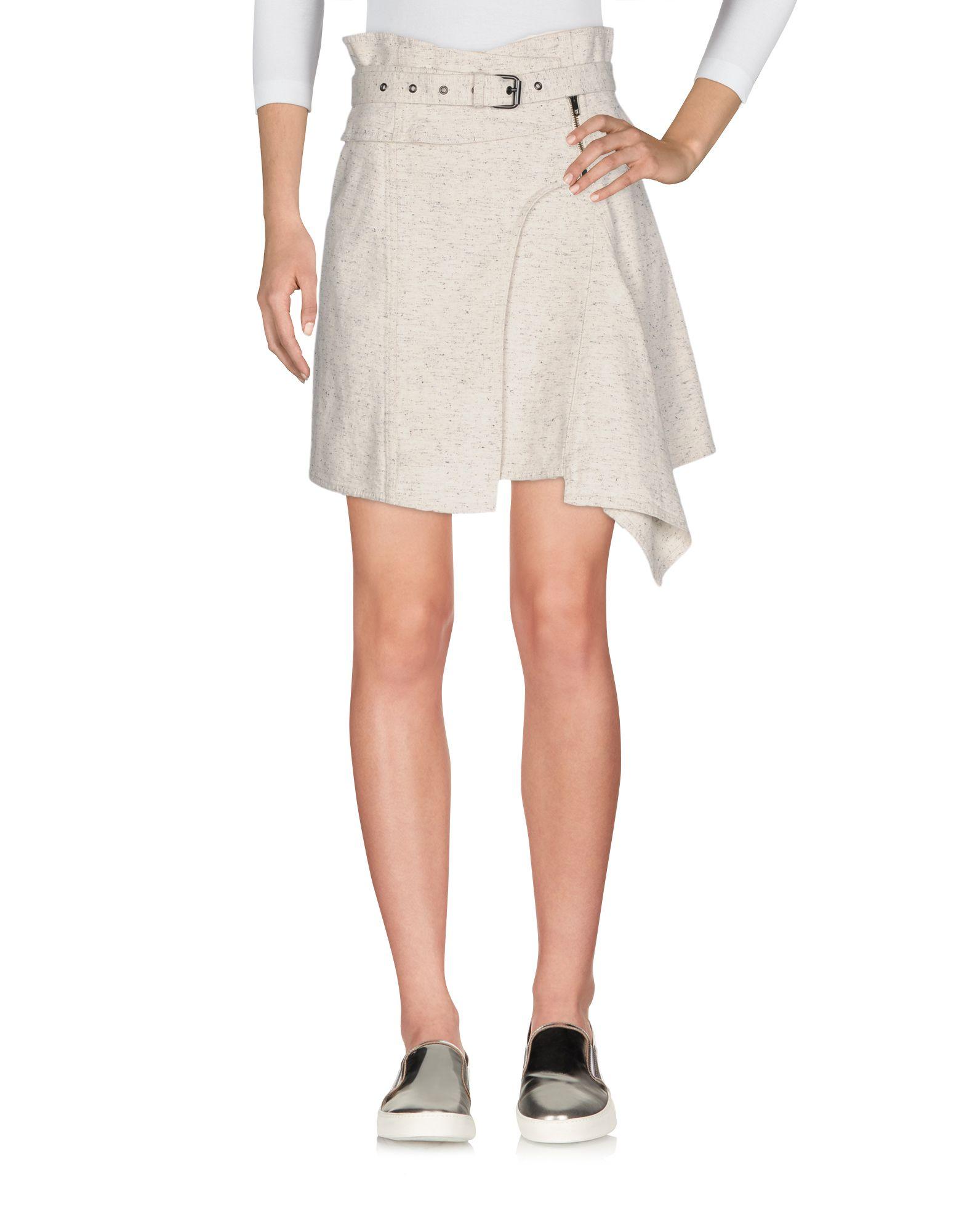 ISABEL MARANT Джинсовая юбка стоимость