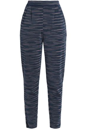 M MISSONI Stretch-knit tapered pants