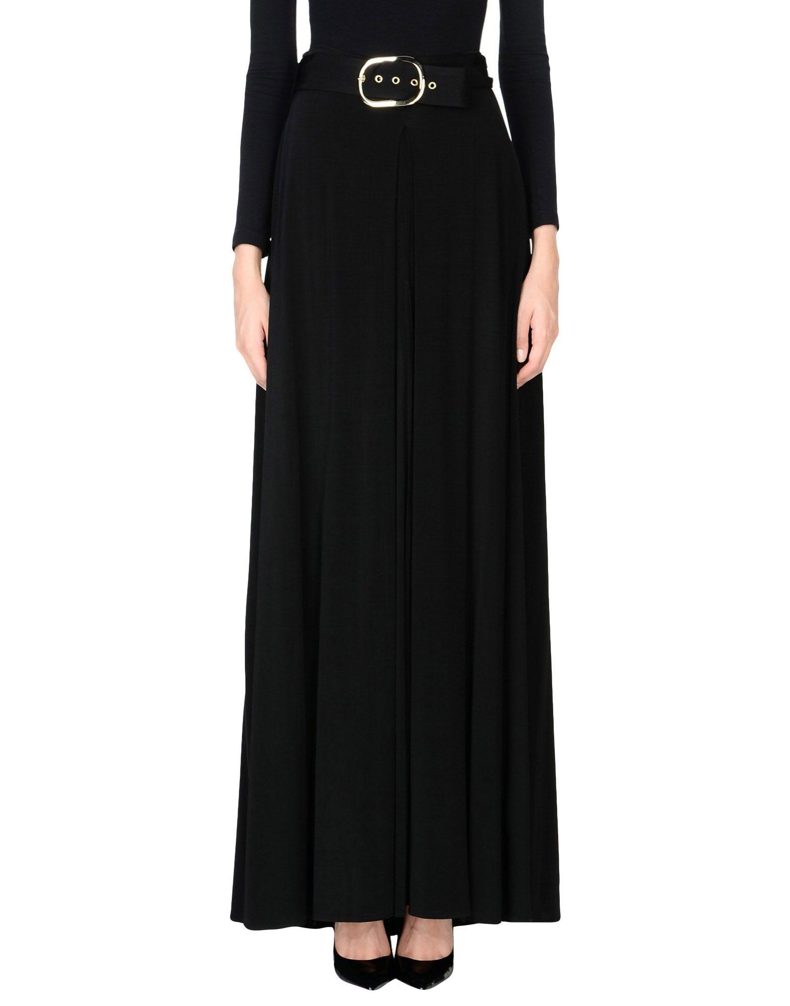 цена PIERRE BALMAIN Длинная юбка онлайн в 2017 году
