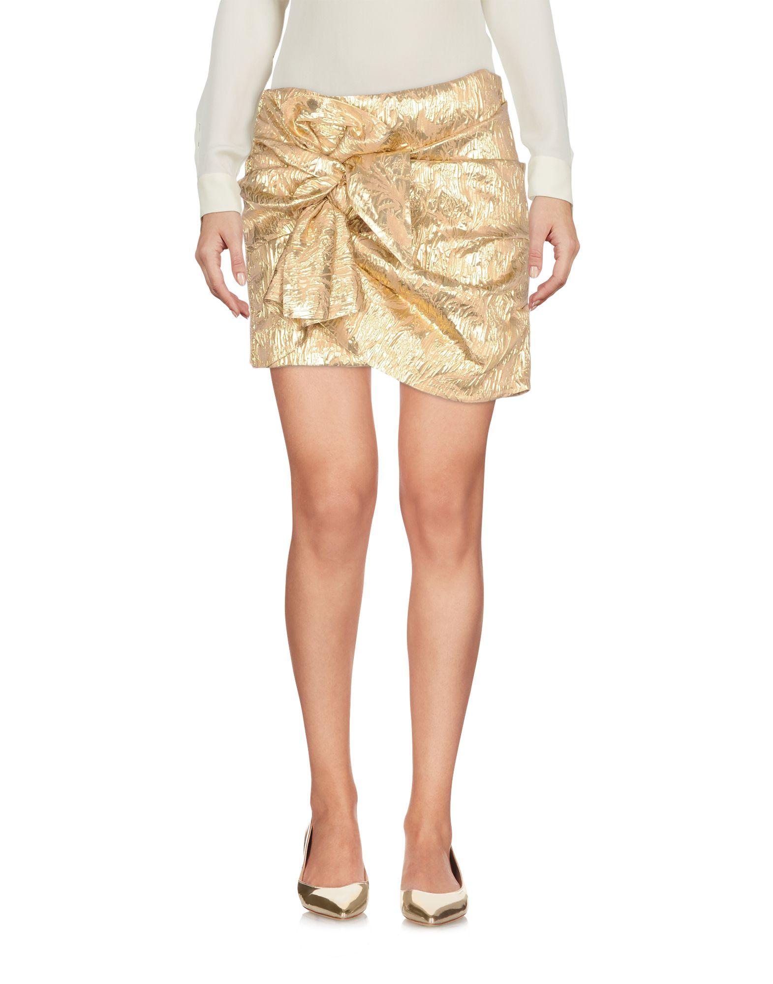 цена N° 21 Мини-юбка онлайн в 2017 году