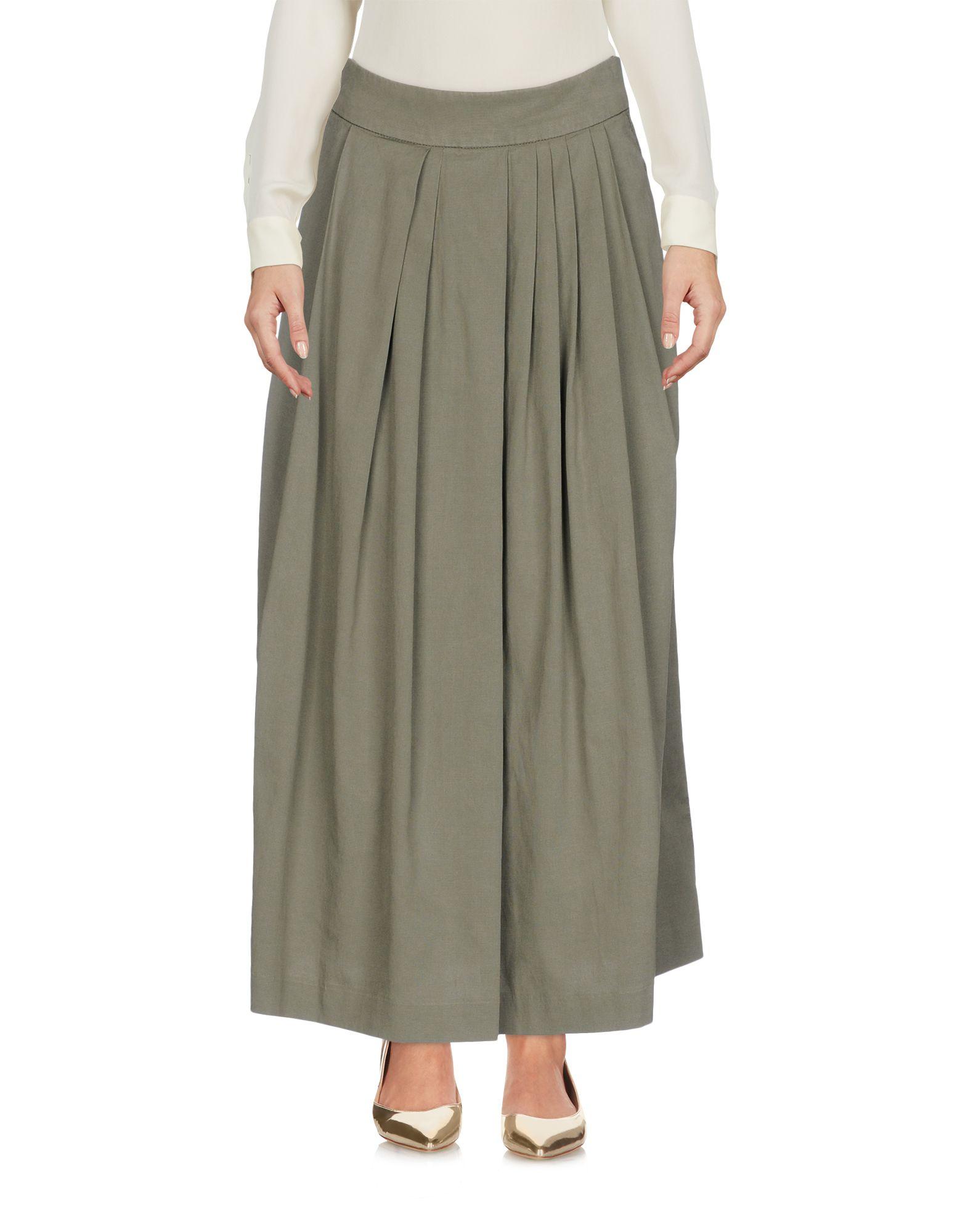 PENCE Длинная юбка pence длинная юбка