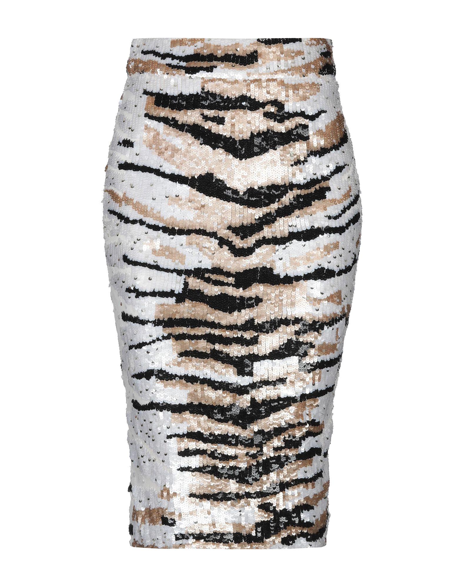 ELISABETTA FRANCHI GOLD Юбка длиной 3/4 elisabetta franchi юбка длиной 3 4