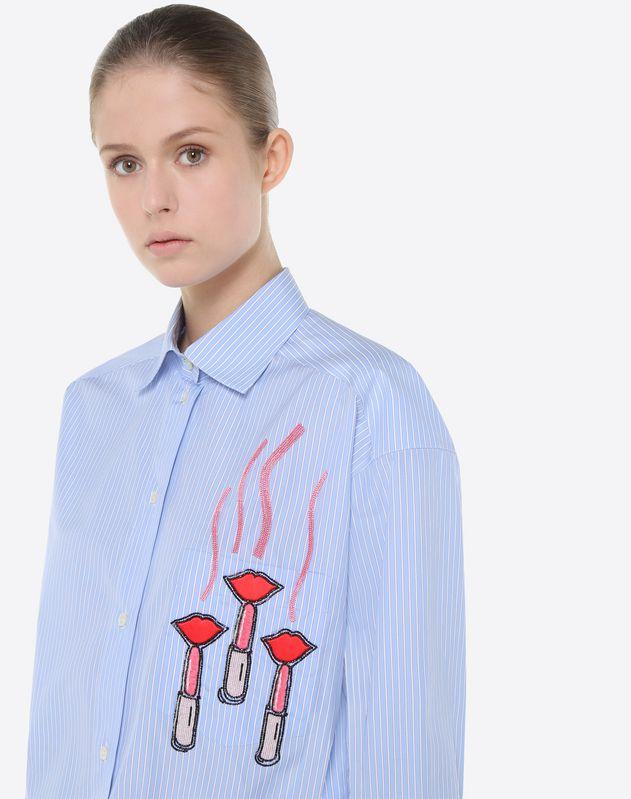 Camisa Lipstick