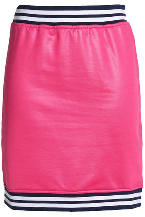 LOVE MOSCHINO Jersey mini skirt