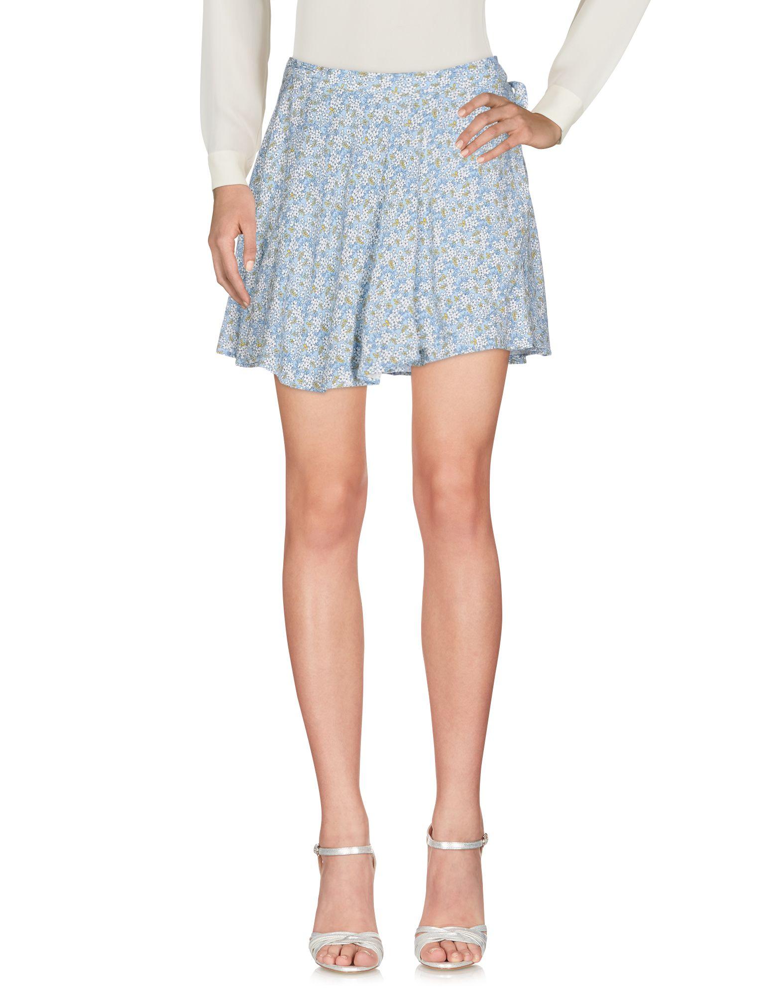 DENIM & SUPPLY RALPH LAUREN Мини-юбка недорго, оригинальная цена