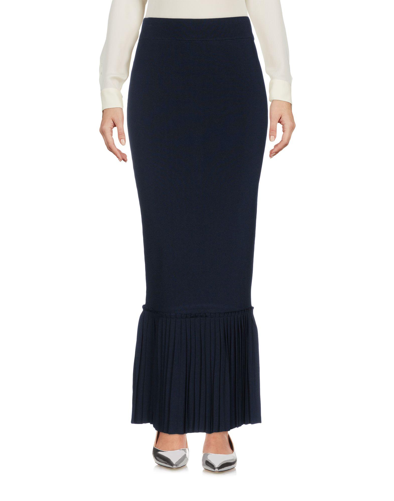 JONATHAN SIMKHAI Длинная юбка jonathan simkhai длинная юбка