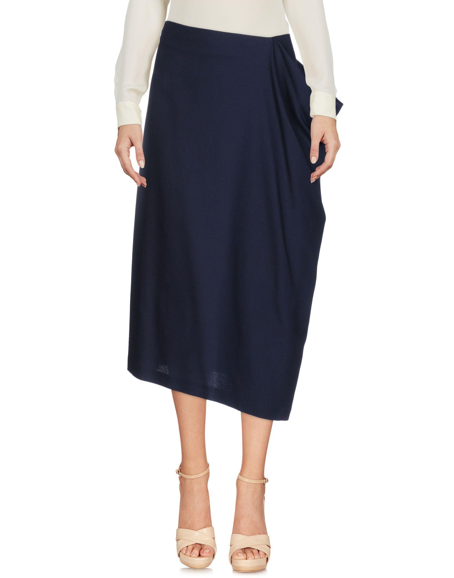 JIL SANDER Юбка длиной 3/4 moschino couture юбка длиной 3 4