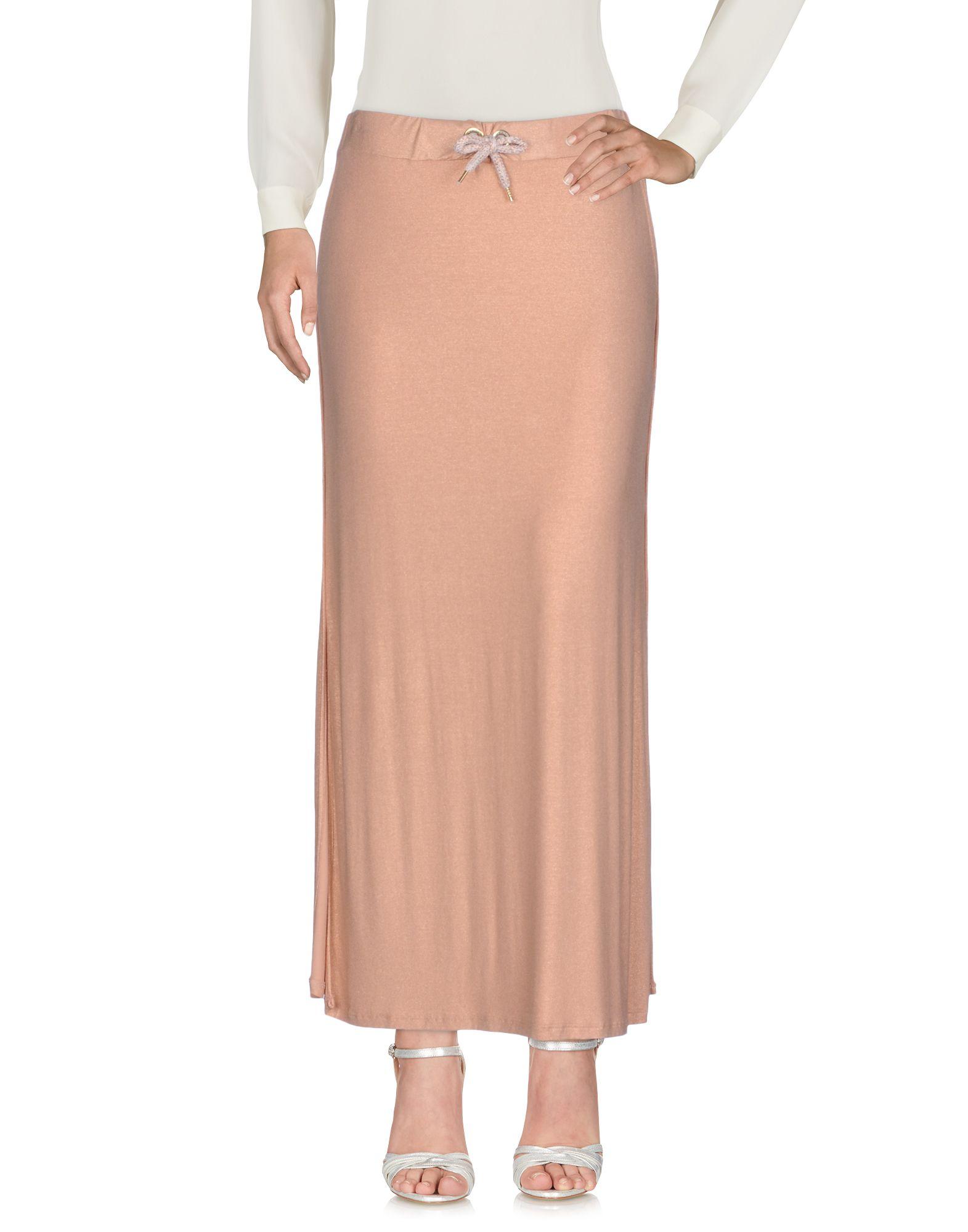 SVNTY Длинная юбка scaglione city длинная юбка