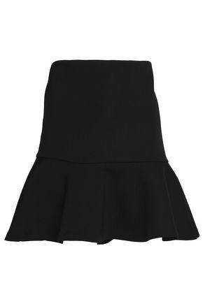 McQ Alexander McQueen Neoprene mini skirt