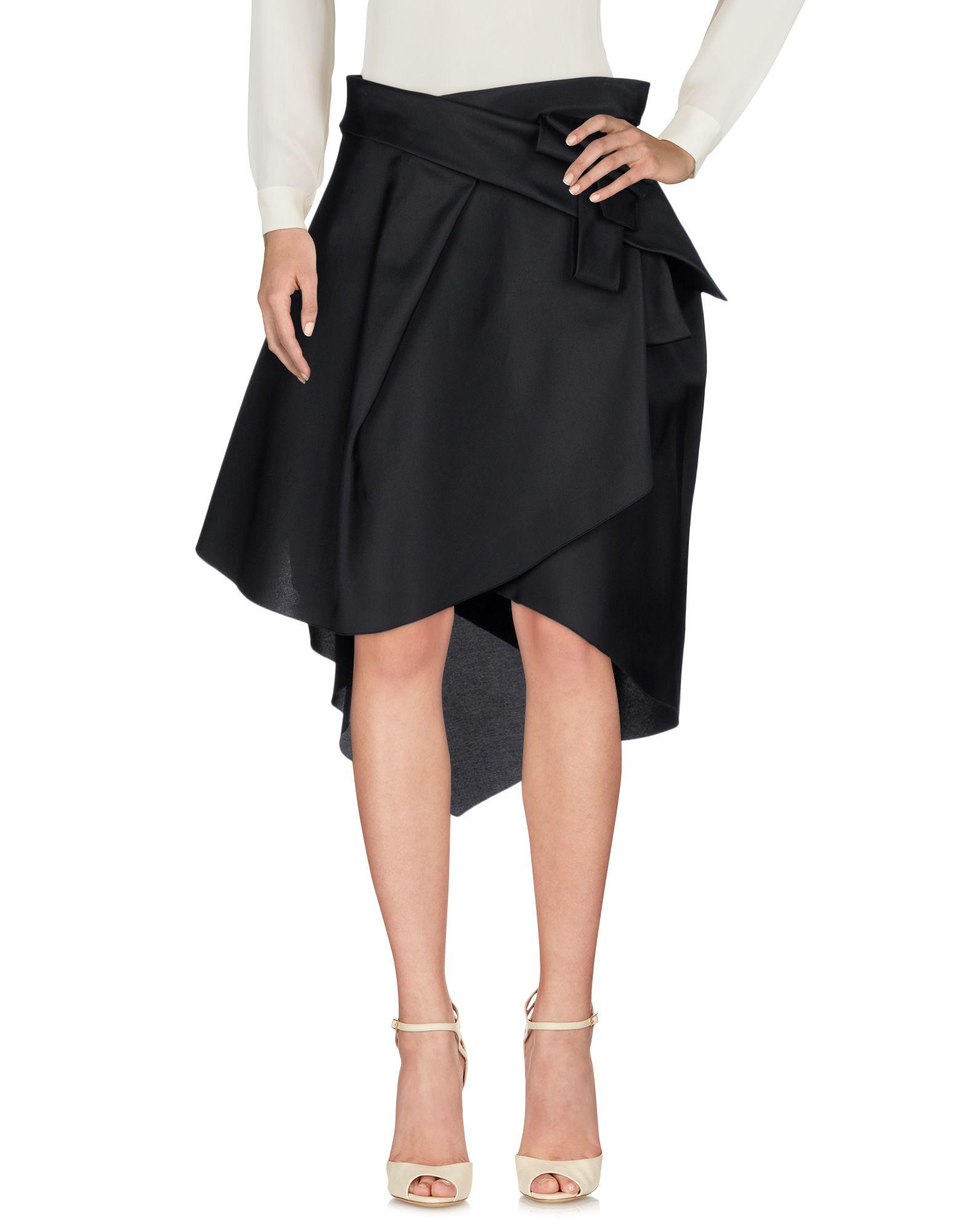 IO COUTURE Юбка длиной 3/4 fontana couture юбка длиной 3 4