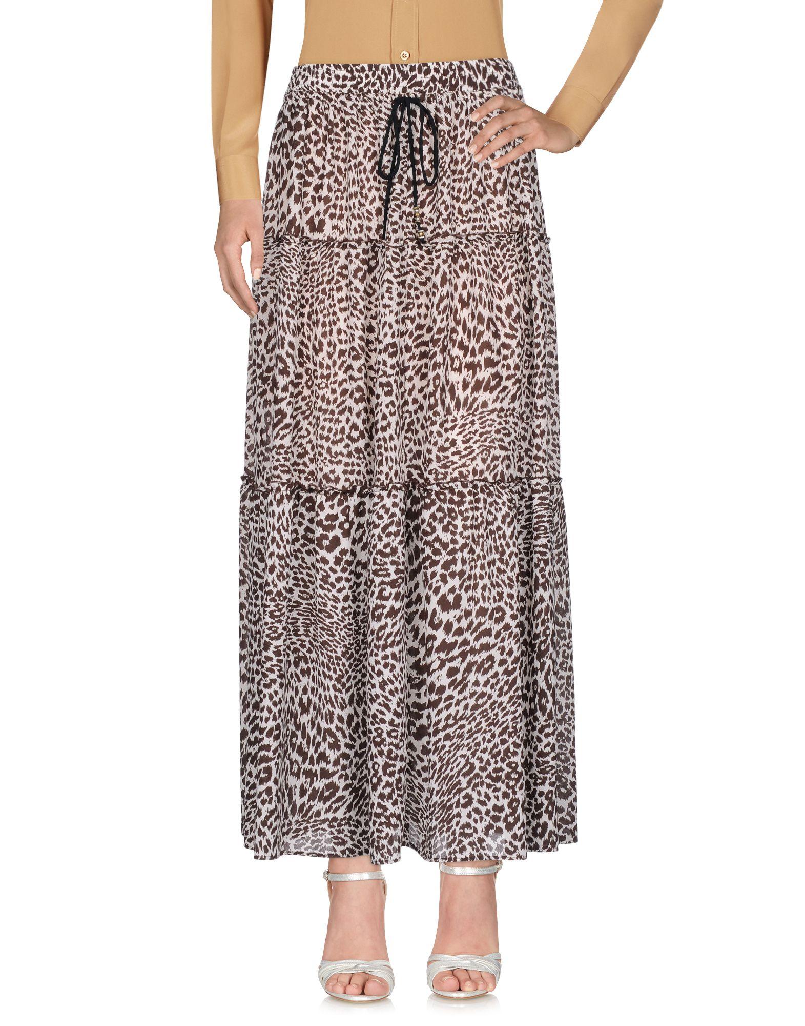 MARC CAIN Длинная юбка легкий сарафан на бретелях marc cain платья и сарафаны мини короткие