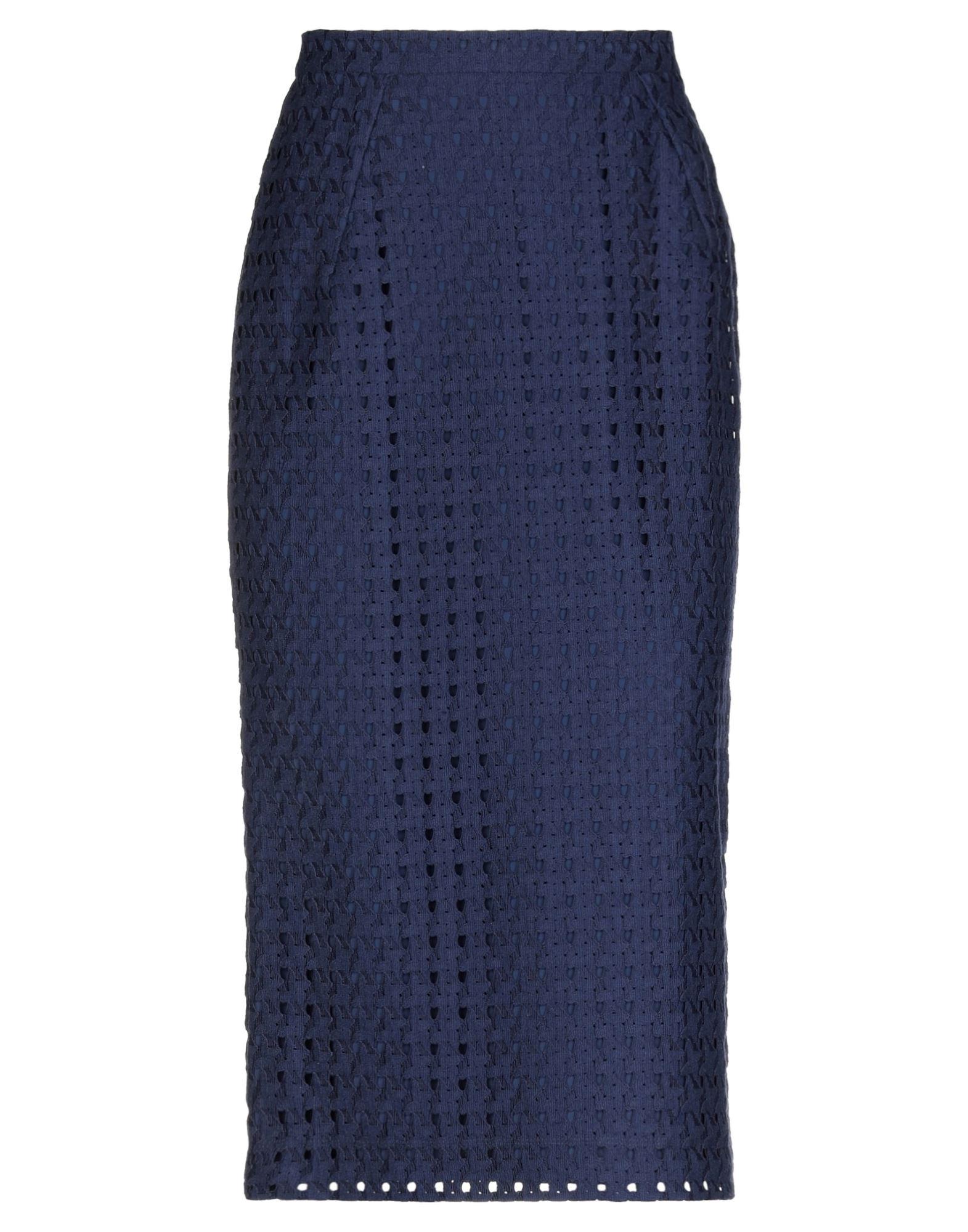 MARIA GRAZIA SEVERI Юбка длиной 3/4 юбка maria grazia severi юбка