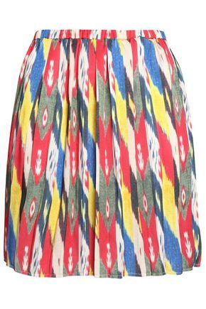ISABEL MARANT ÉTOILE Printed mini skirt