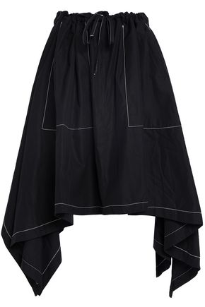 J.W.ANDERSON Cotton-poplin midi skirt