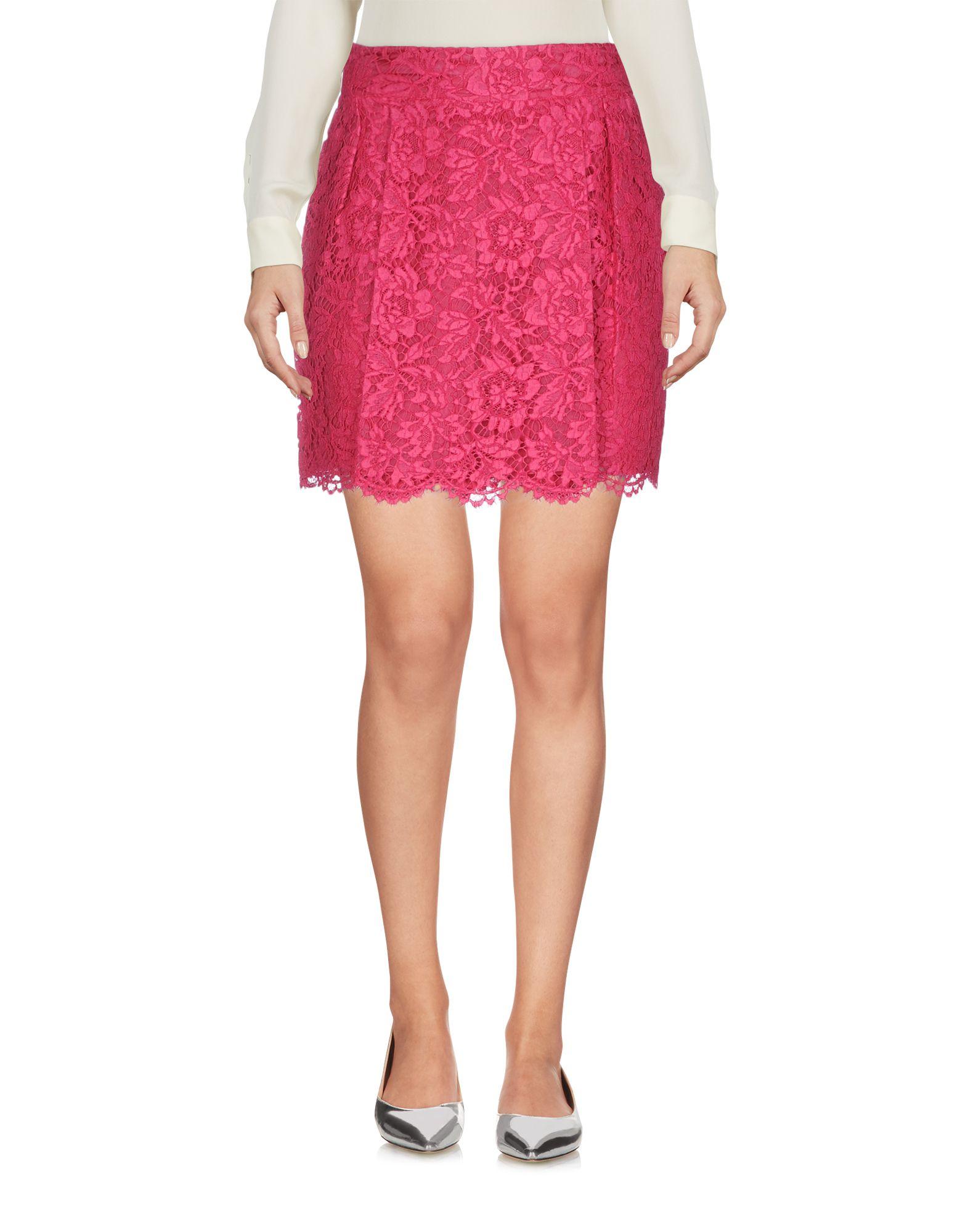 VALENTINO Мини-юбка valentino юбка от valentino 68659