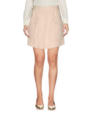 Купить Мини-юбка от ISABEL MARANT ÉTOILE бежевого цвета