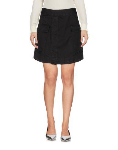 Купить Мини-юбка от ISABEL MARANT ÉTOILE черного цвета