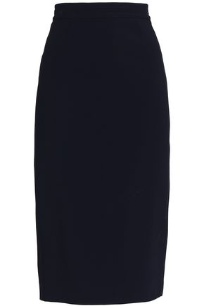 ANTONIO BERARDI Crepe pencil skirt