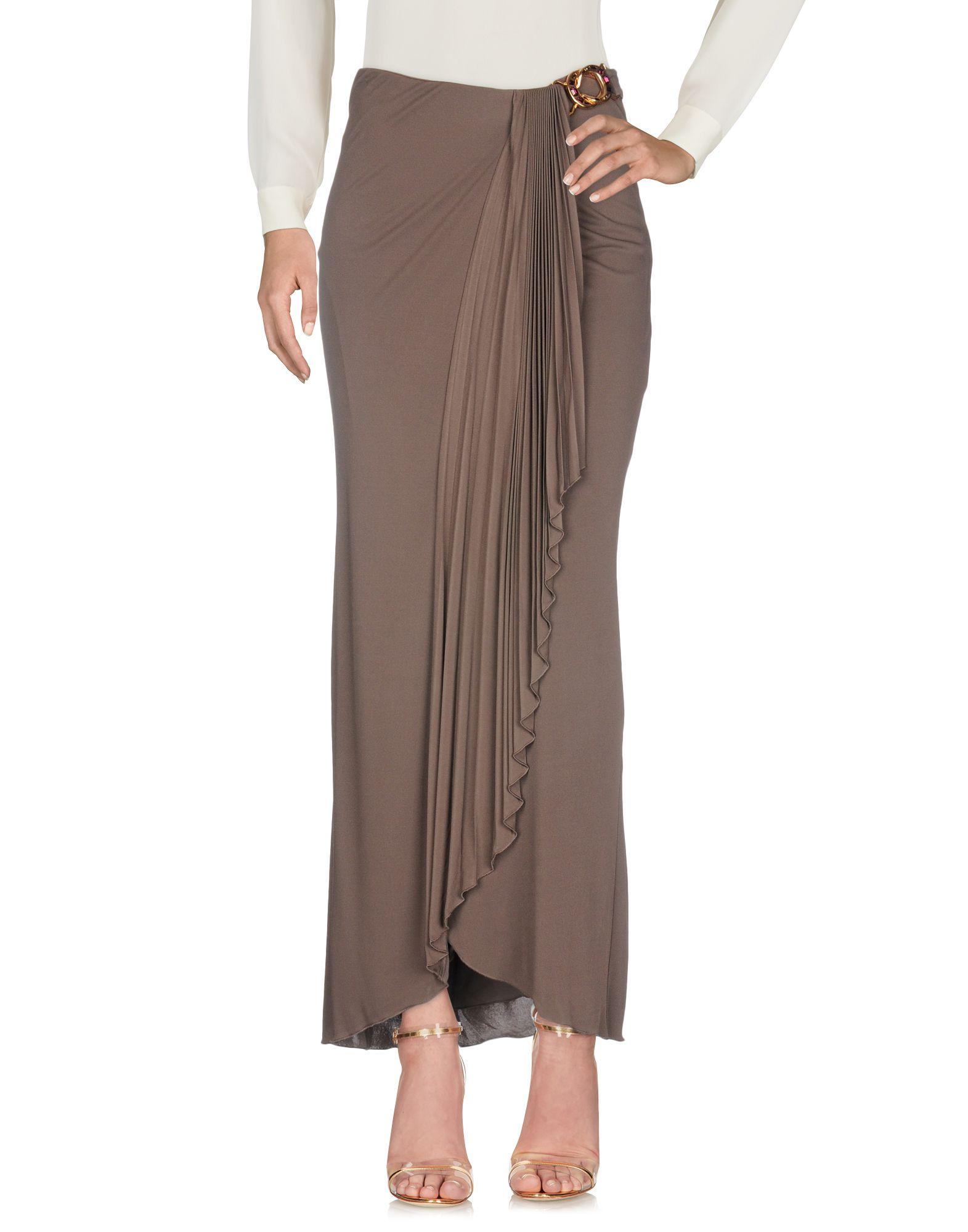 ICEBERG Длинная юбка юбка длинная из крепона
