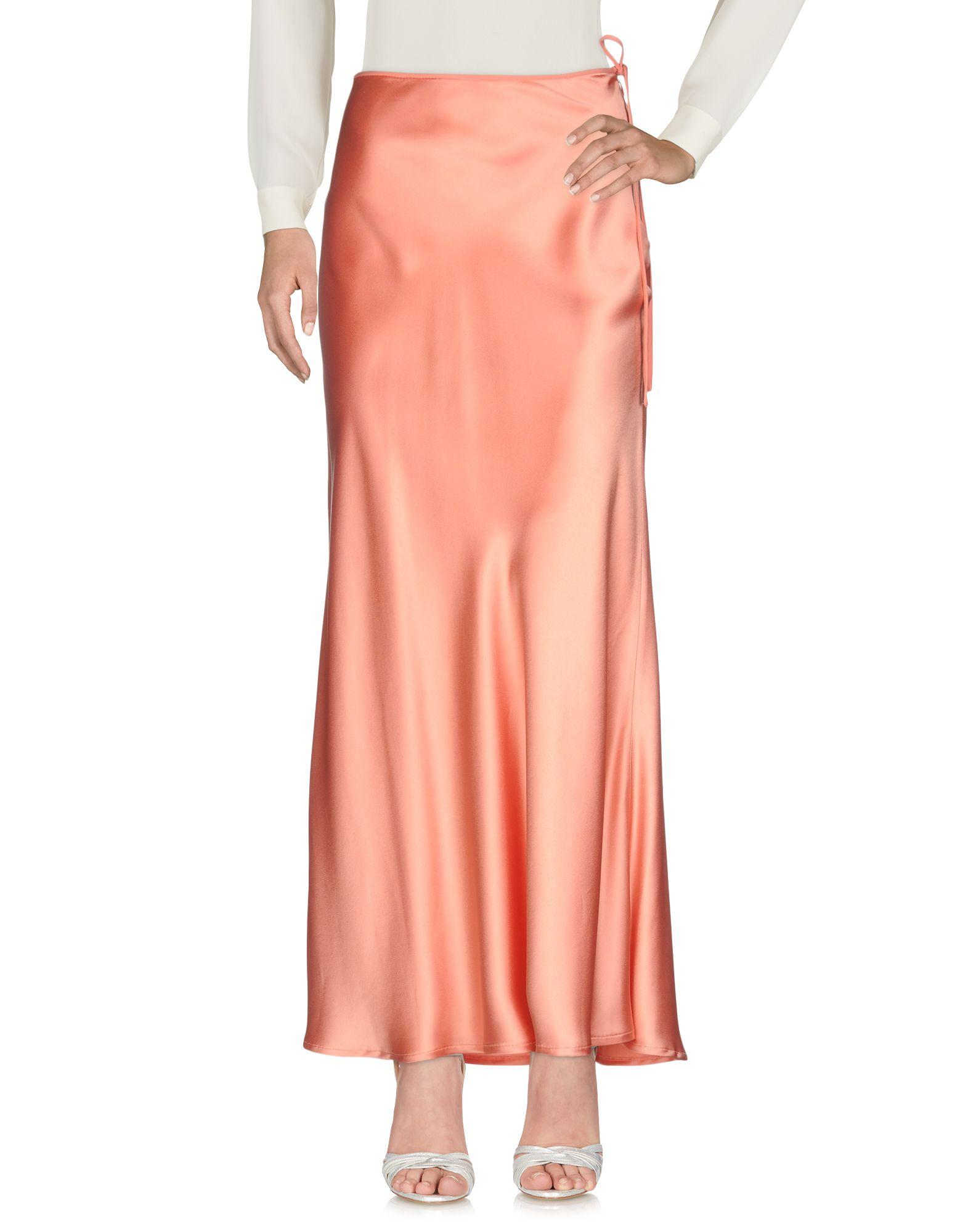 BLUMARINE Длинная юбка юбка brusnika brusnika br032ewwsq30