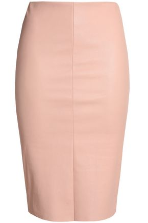 DROMe Leather skirt