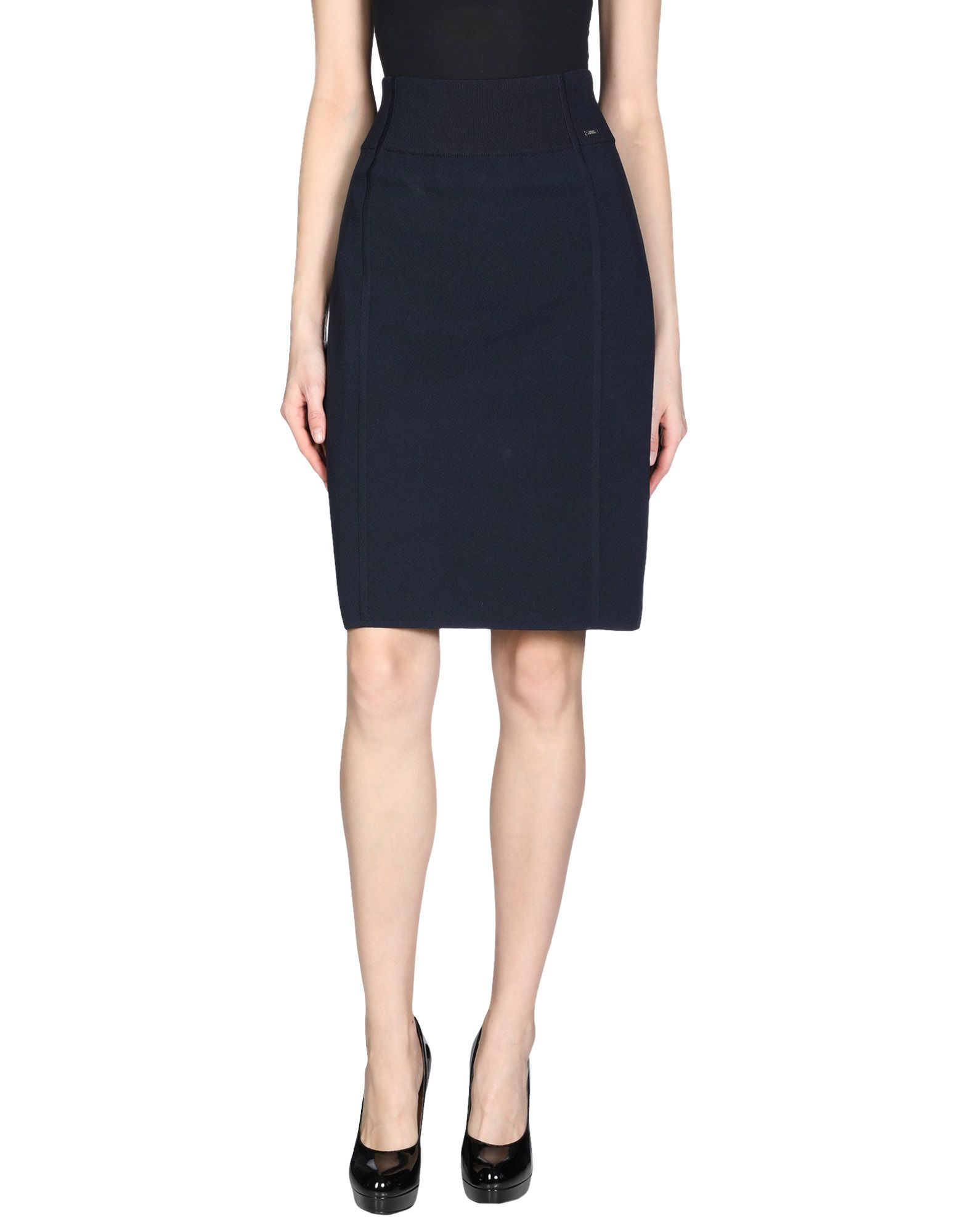 Armani Exchange Knee length skirt