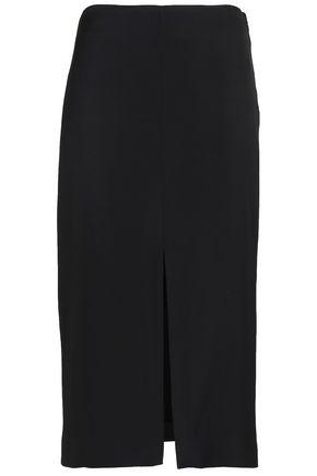 split-front-cady-skirt by jil-sander