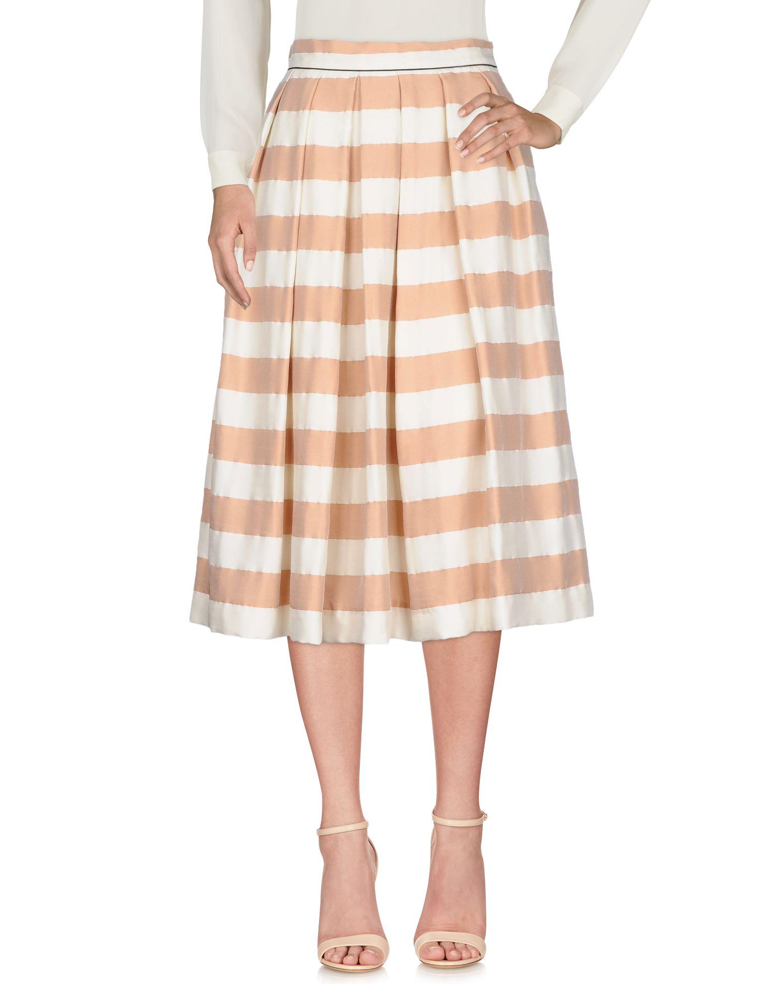 AGLINI Юбка длиной 3/4 moschino couture юбка длиной 3 4