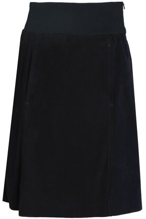 A.P.C. Suede skirt