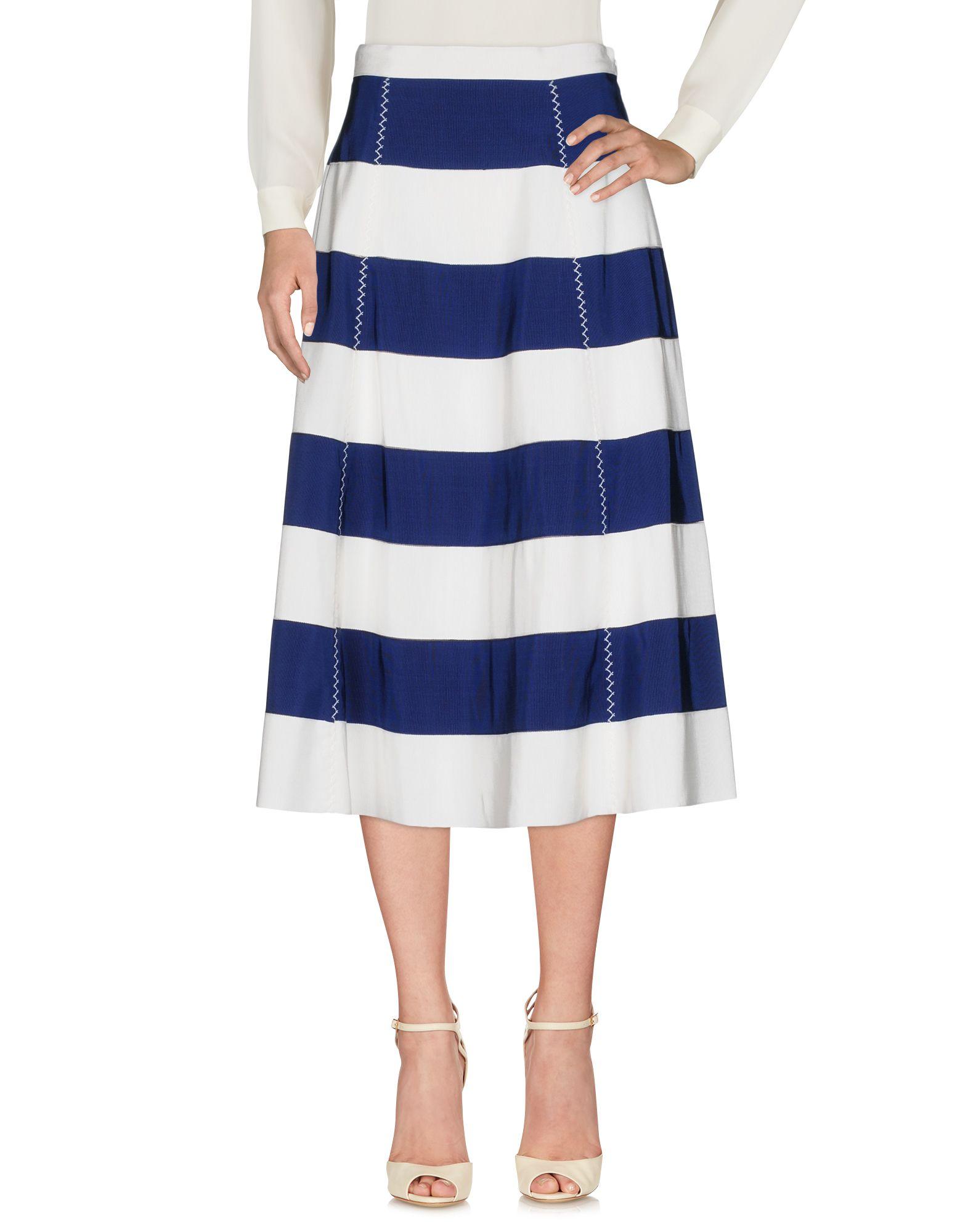 ROSSELLA JARDINI Юбка длиной 3/4 moschino couture юбка длиной 3 4